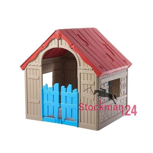 Складной игровой домик Лавли