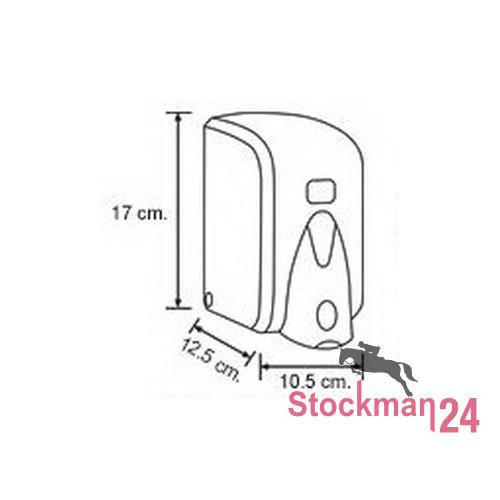 Дозатор для жидкого мыла, 0.5 л.